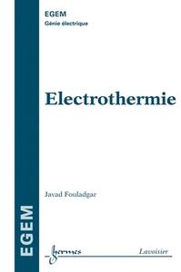 Livre numérique Électrothermie