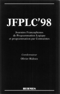 Livre numérique JFLPC 98 (7ème journées francophones de programmation logique et programmation par contraintes)