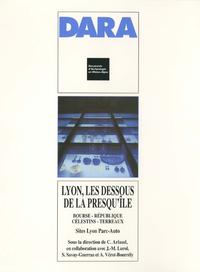 Livre numérique Lyon, les dessous de la Presqu'île
