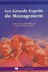Livre numérique Les grands esprits du management