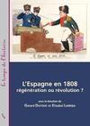 Livre numérique L'Espagne en 1808