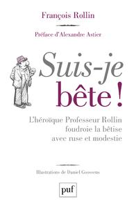 Image de couverture (Suis-je bête !)