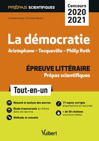 Livre numérique La Démocratie - Epreuve littéraire Prépas scientifiques - Concours 2020-2021