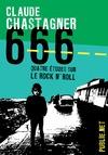 Livre numérique 666, quatre études sur le rock'n roll