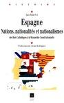 Livre numérique Espagne : Nations, nationalités, nationalismes