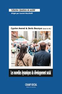 Livre numérique Les nouvelles dynamiques du développement social. Intervention collective et territoires