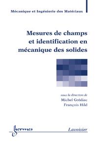 Livre numérique Mesures de champs et identification en mécanique des solides