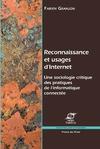 Livre numérique Reconnaissance et usages d'Internet