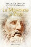 Livre numérique Les Mémoires de Zeus