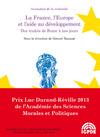 Livre numérique La France, l'Europe et l'aide au développement. Des traités de Rome à nos jours