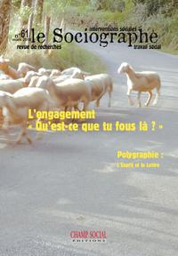 Livre numérique Le sociographe 61. L'engagement : Qu'est-ce que tu fous là ?