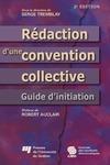 Livre numérique Rédaction d'une convention collective