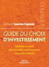 Livre numérique Guide du choix d'investissement