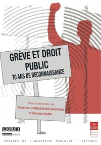 Livre numérique Grève et droit public
