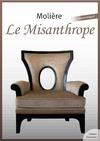 Livre numérique Le Misanthrope