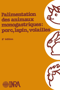 Alimentation des animaux monogastriques