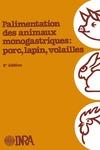 Livre numérique Alimentation des animaux monogastriques