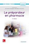 Livre numérique Le préparateur en pharmacie
