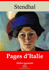 Pages d?Italie ? suivi d'annexes