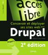 Livre numérique Concevoir et déployer ses sites web avec Drupal