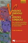 Livre numérique Violence parentale et violence conjugale