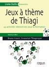 Livre numérique Jeux à thème de Thiagi