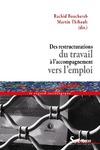 Livre numérique Des restructurations du travail à l'accompagnement vers l'emploi