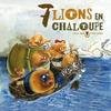 Livre numérique 7 lions en chaloupe