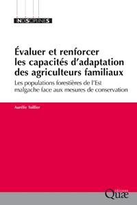 Livre numérique Évaluer et renforcer les capacités d'adaptation des agriculteurs familiaux