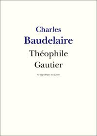 Livre numérique Théophile Gautier