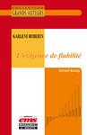 Livre numérique Karlene Roberts - L'exigence de fiabilité