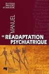 Livre numérique Manuel de réadaptation psychiatrique
