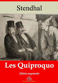 Les Quiproquo – suivi d'annexes, Nouvelle édition 2019
