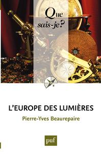 L'Europe des Lumières, « Que sais-je ? » n° 3715