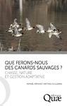 Livre numérique Que ferons-nous des canards sauvages ?