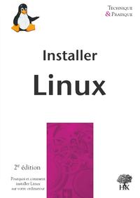 Livre numérique Installer Linux