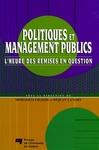 Livre numérique Politiques et management publics