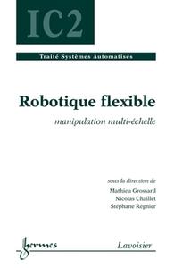 Livre numérique Robotique flexible