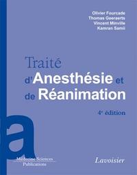 Livre numérique Traité d'anesthésie et de réanimation