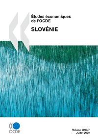 ?tudes ?conomiques de l'OCDE : Slov?nie 2009