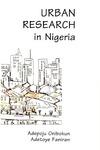 Livre numérique Urban Research in Nigeria