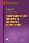 Livre numérique Altermondialisation, économie et coopération internationale