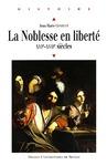 Livre numérique La noblesse en liberté