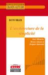 Livre numérique Danny Miller - L'architecture de la simplicité