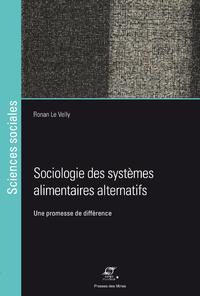 Livre numérique Sociologie des systèmes alimentaires alternatifs
