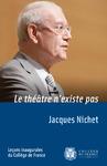 Livre numérique Le théâtre n'existe pas