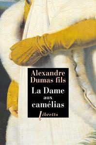Livre numérique La Dame aux camélias