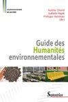 Livre numérique Guide des Humanités environnementales