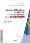 Livre numérique Missions et fonctions du tuteur dans les métiers de la construction