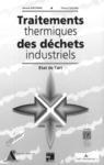Livre numérique Traitements thermiques des déchets industriels. Etat de l'art